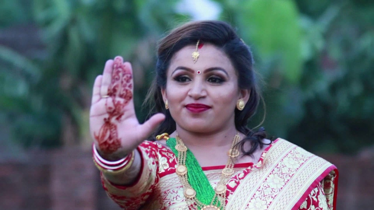 Nepali wedding anniversary ceremony of prakash suraksha