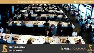 2016 Reykjavik Open Round 3