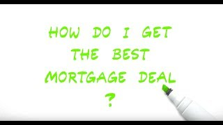 How do I get the best mortgage deal in Switzerland?