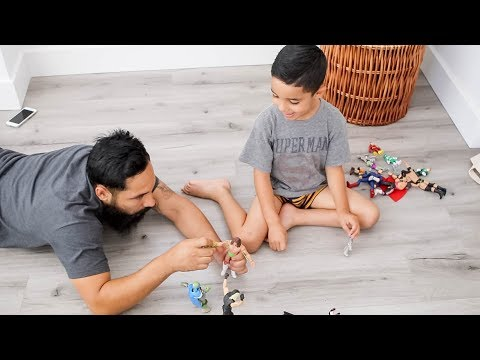 A Day in the Life of Dad | Father's Day Appreciation