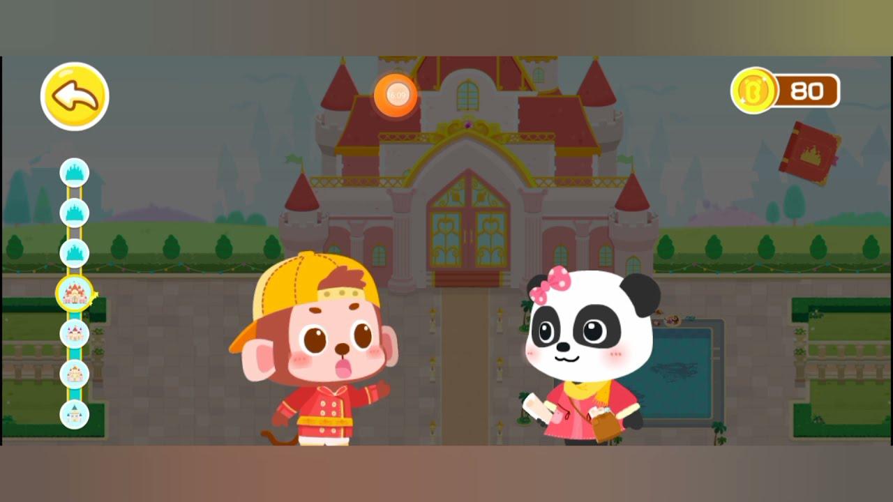 🐼 Baby Bus   Dekorasi Kerajaan Impian (2)   Gameplay Android   Bahasa Indonesia