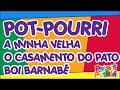 Patati Patatá - A Minha Velha / O casamento do Pato / Boi Barnabé (DVD Os Grandes Sucessos)