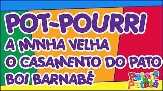 A Minha Velha / O casamento do Pato / Boi Barnabé - Patati Patatá (DVD Os Grandes Sucessos)