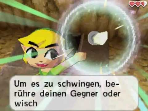 #02 [Let's Play] Zelda- Phantom Hourglass: Link vs. Schleime
