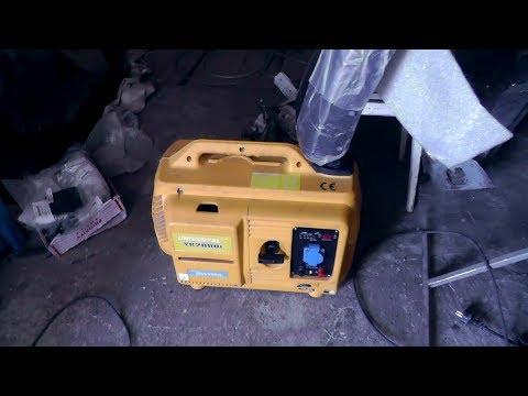 видео: Outback. Сборка. Проблемы с моим генератором на 1.8 киловатт.