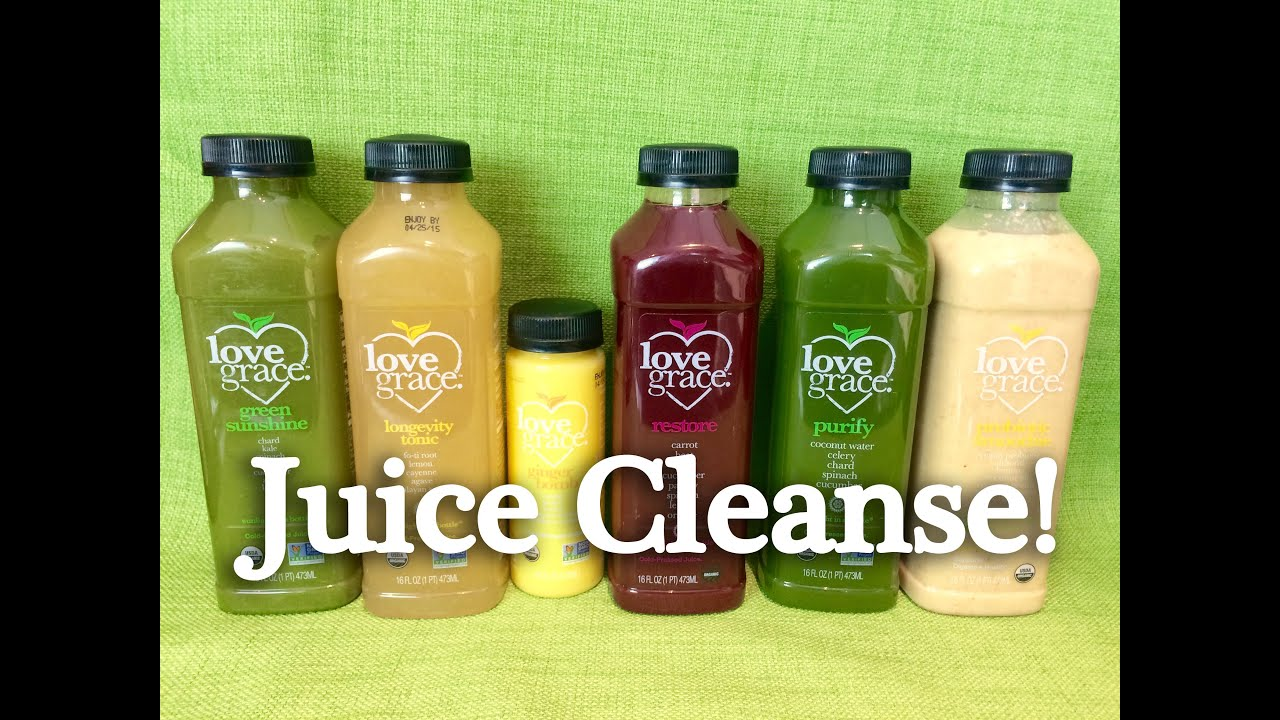 Love grace 1 day juice cleanse youtube love grace 1 day juice cleanse malvernweather