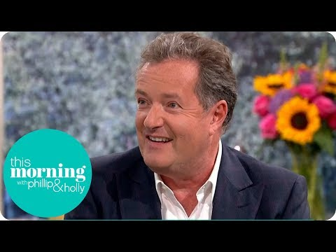 Piers Morgan on