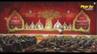 Trực tiếp: Lễ Khai Mạc Đại lễ Phật đản Liên Hợp Quốc Vesak 2019 tại chùa Tam Chúc, Hà Nam