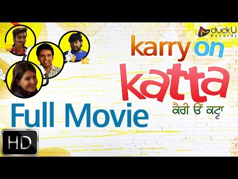 Karry On Katta - Full Movie | Superit Punjabi Comedy Movies | Nav Punjabi