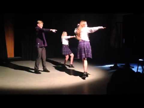 Dancing in drama