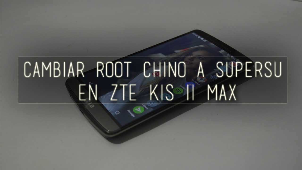 are tons root para zte kis 2 max stars