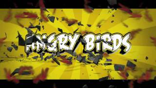 Angry Birds Logo Animation