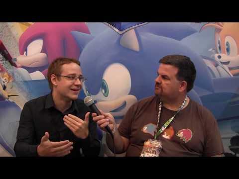 Sonic Stadium @ E3 2018 Interview with Aaron Webber