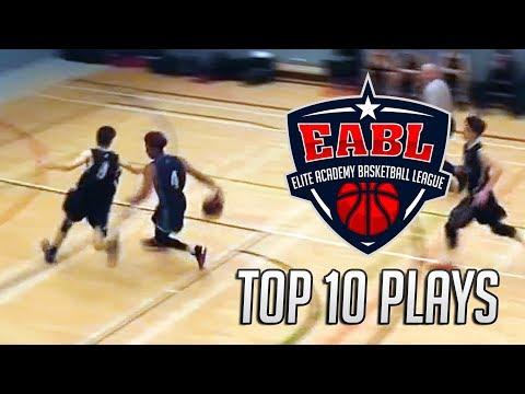 EABL Top 10 Plays Week 8 - 2017/18 Season