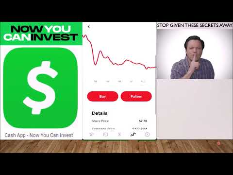 Cash App Stock Investing!!! How To Invest In Stocks And Bit Coin Using Cash App