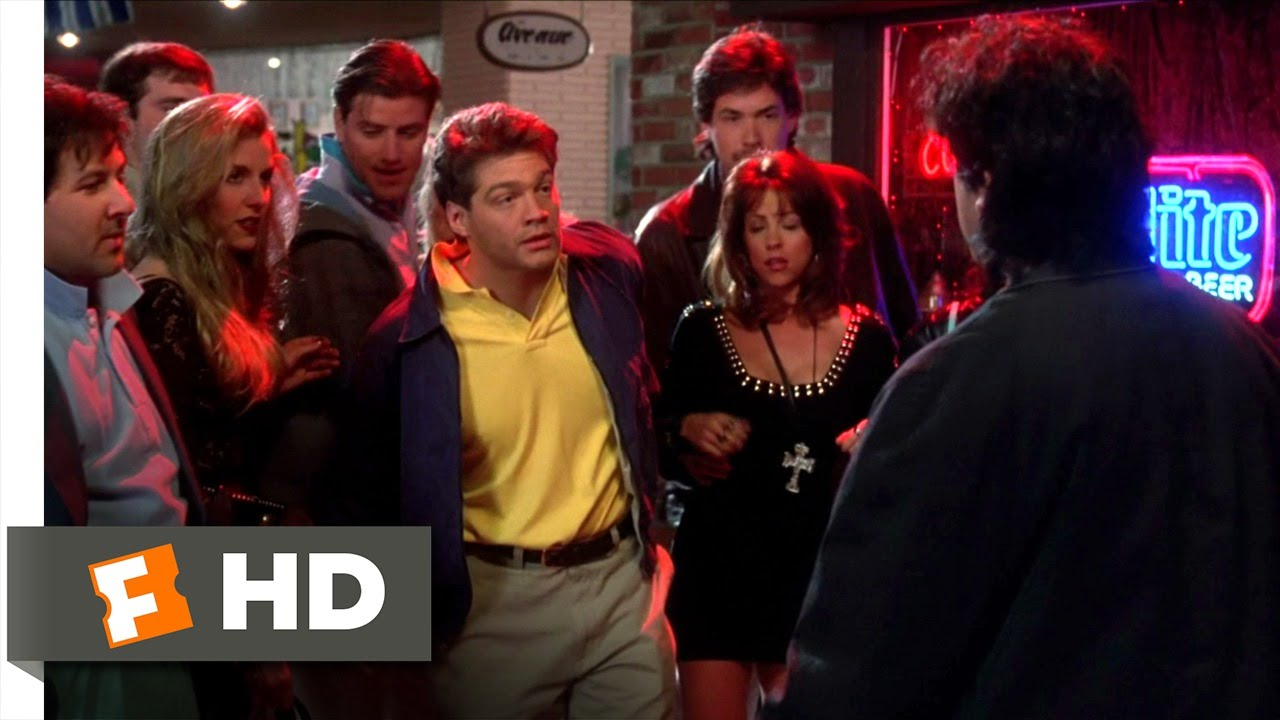 The Wedding Singer 5 6 Movie CLIP