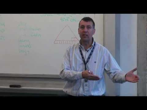 IT Career Speaker Series: John Kiehnle, PSE 1/3