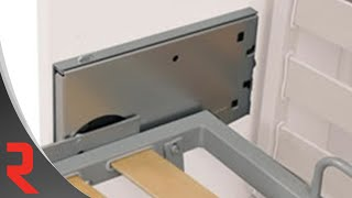 Vertical Wall Bed Unit with Spring Mechanism & Self-deploying Legs