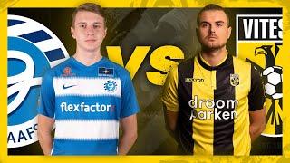 EDIVISIE | Zinderende slotfase bij Vitesse tegen De Graafschap