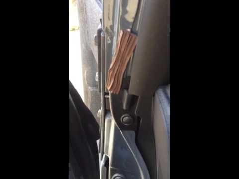 Fix Jeep Wrangler Door Seal Leak Doovi
