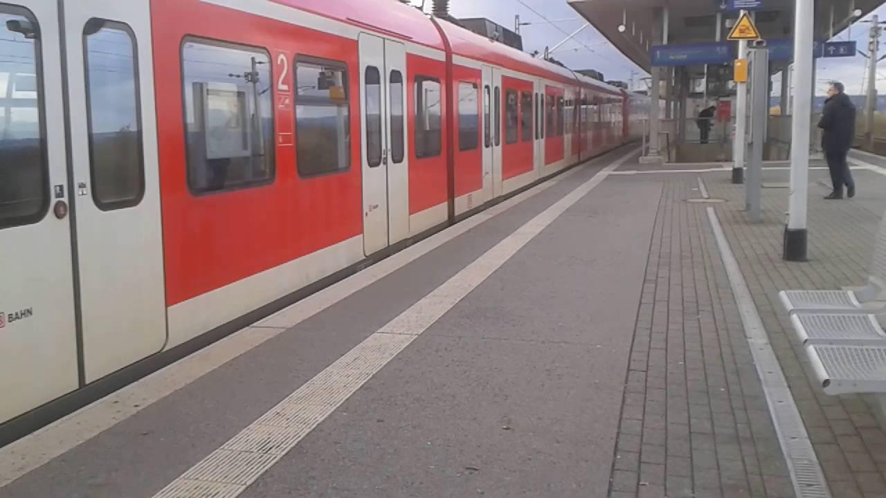 S Bahn Köln Wahn