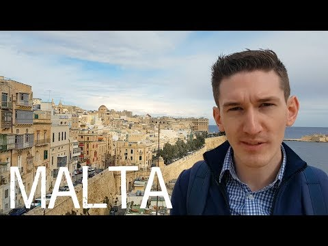 Exploring Malta and its hidden war