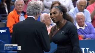 Serena Williams Cheating Coaching Controversy and She Calls Umpire a liar and thief in US Open