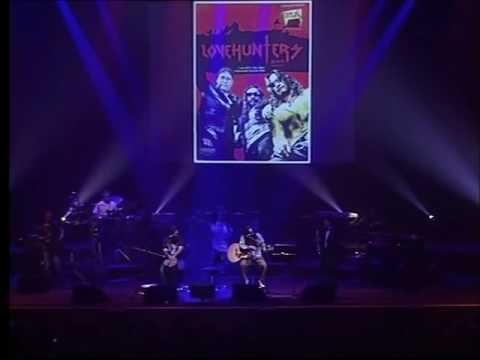 Lovehunters - Teman live concert 2011