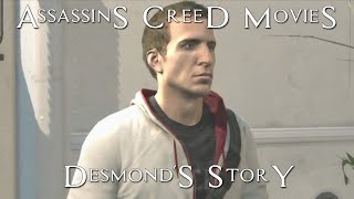 Desmond's story - Assassins Creed Movies - AC AC1 AC2 AC3 Revelations Brotherhood - Desmond Miles