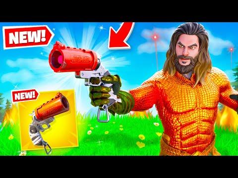 *NEW* FLARE GUN Is OP In Fortnite! (NEW UPDATE)