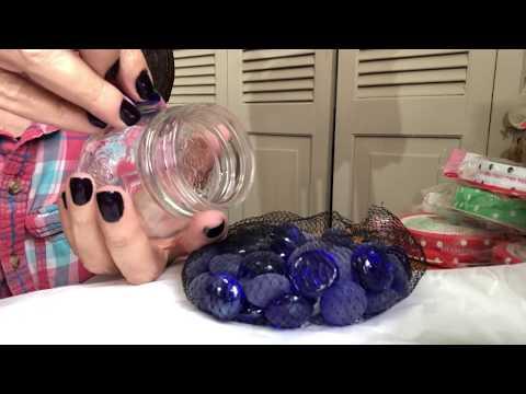 Pensando A Natale: Mason Jars Come Contenitori Regali