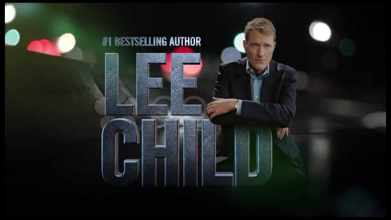 Image result for jack reacher never go back lee child