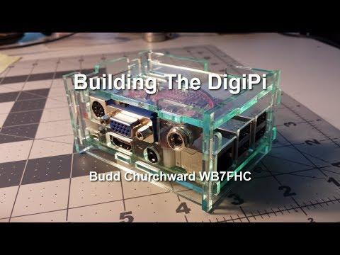 Building the DigiPi - Digital Radio Controller
