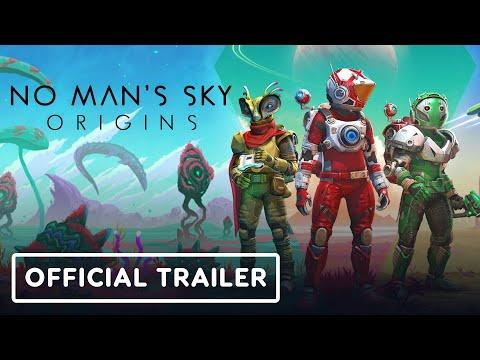 No Man's Sky: Origins - Official Trailer