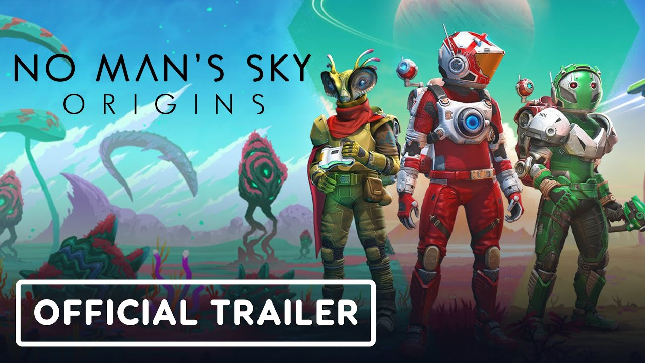 No Man's Sky: Origins - Official Trailer