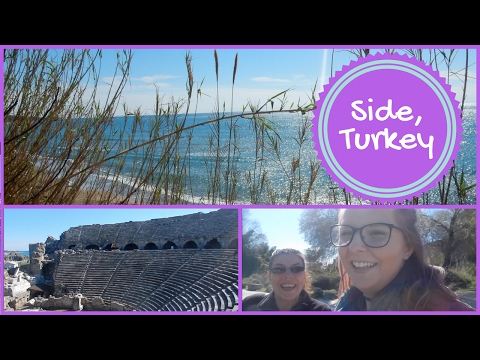 Day Trip to Side, Turkey | zozzyroberts
