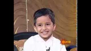 Sidharth Kutty Pattalam Ep 42 Dt 15 09 13