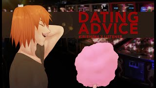 Dating Advice   Eijirou Kirishima x Listener {BNHA ASMR Fanfiction Reading}