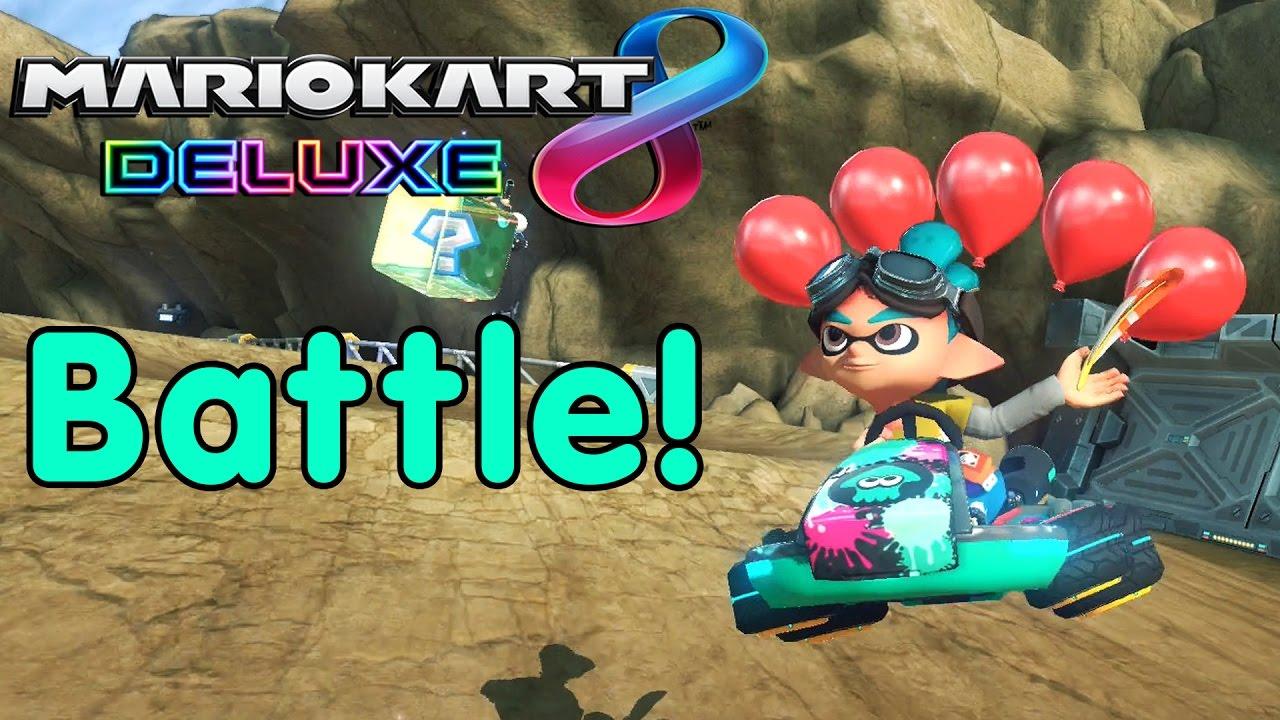 Mario Kart 8 Deluxe - Battle - Nintendo Switch