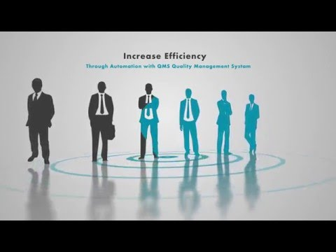 RANZVFX QMS(quality management systam)Qatar ,corporate ad with infographics