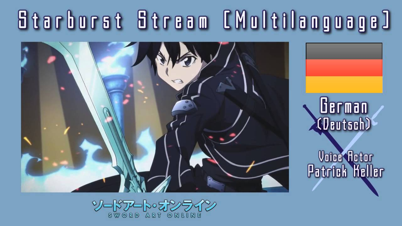 Starburst Stream
