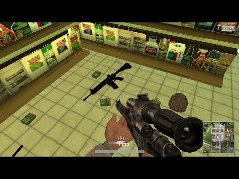 First Person Preview | GTA Battlegrounds MTA SA PUBG