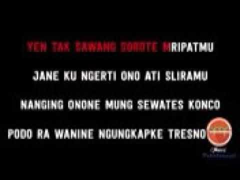 Nella kharisma konco mesra karaoke ( lirik ) no vocal