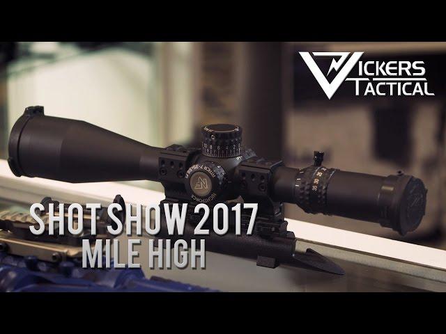 Shot Show 2017 - Mile High