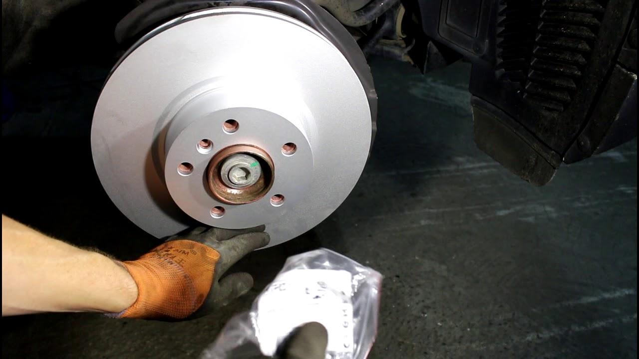 Замена тормозных дисков бмв х3 Замена реактивных тяг меган 3