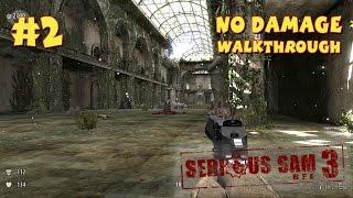Serious Sam 3: BFE прохождение игры - Уровень 2: В паутину (All Secrets Found + No Damage)