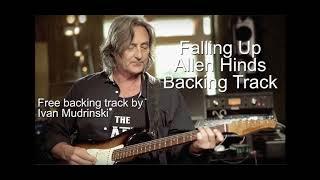 Falling Up - Allen Hinds Guitar Backing Track