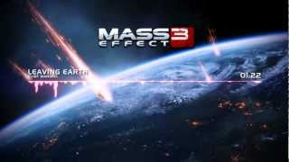 """Mass Effect 3"" Soundtrack - Leaving Earth by Clint Mansell"