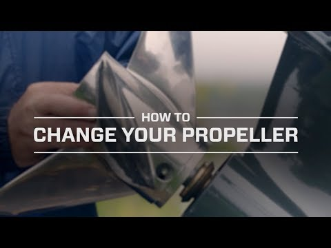 HOW TO: Change your propeller