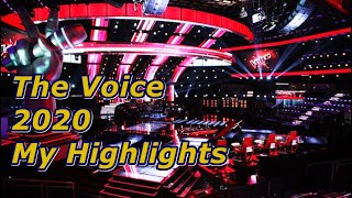 The Voice 2020 - My Highlights (REUPLOAD)